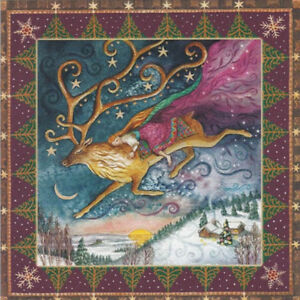 Yule xmas greeting card dawn dreaming pagan wiccan winter solstice image is loading yule xmas greeting card dawn dreaming pagan wiccan m4hsunfo