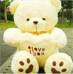 Cute Lamb Stuffed Animals, 50cm Giant Large Huge Big Teddy Bear Soft Plush Kid Toys Doll Xmas Birthday Gift Ebay