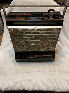Vtg Sears adjustable propane flameless catalytic heater