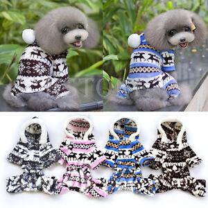 Jumpsuits & Rompers Dog Clothing & Shoes Trustful Soft Pet Dog Jumpsuit Puppy Cat Clothes Fleece Leopard Print Costume Coat Jumpsuit Hoodies