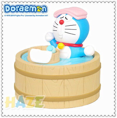 Japan Doraemon Bath Humidifier Robot Cat Ornaments Gift 9 cm High