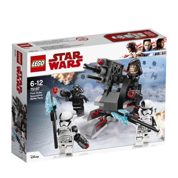 LEGO® 75197 STAR WARS First Order Stormtrooper Scharfrichter Minifigur NEU