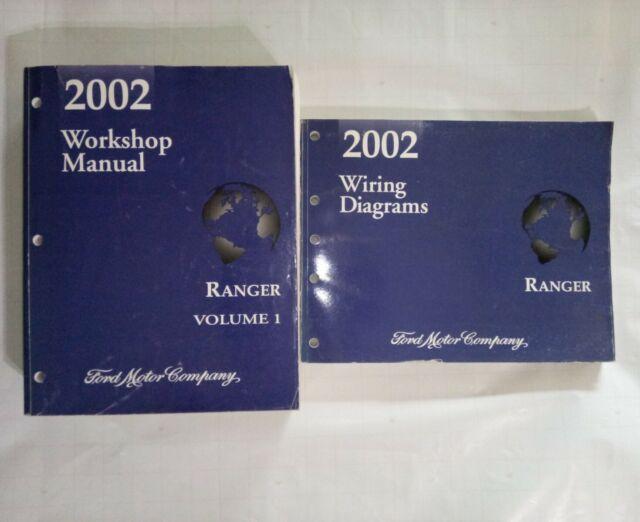 Oem 2002 Ford Ranger Workshop Manual   Electrical Wiring
