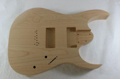Hardtail Alder Guitar Body Hipshot-EMG 707 7 string RG Necks Fits Ibanez tm