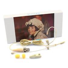YPA me2-c4a single-ear headset MICROFONO EARSET MIC per AKG PT Wireless