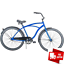 miniature 4 - Huffy 26 Cranbrook Mens Cruiser Bike with Perfect Fit Frame Coaster Brakes