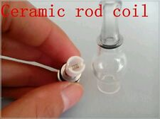 (10) COUNT WAX COILS/GLASS GLOBE ELEMENTS/510 thread
