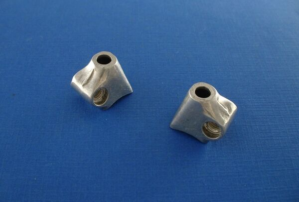 Downtube cable housing stops for braze-ons NEW old stock