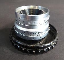Objektiv Leitz Ernst Summaron f= 3,5 cm 1:35 Wetzlar Leica Helmut  Newton  Top !