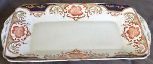 Vintage-Royal-Stafford-Guaranteed-Bone-China-Oblong-Dish-VGC-BEAUTIFUL-DISH
