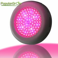 PopularGrow 270W UFO LED Grow Light Hydroponic System for Indoor Tent Plant Grow