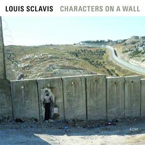 Louis-Sclavis-Quartet-Characters-on-a-Wall-180g-1LP-Vinyl-2019-ECM-Records