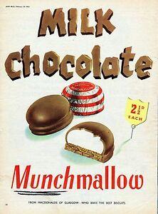 Chocolate Bar Poster Uk