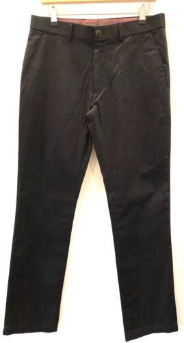 Gabicci Mens Navy Blue Trousers Chino V35GT03 32 34 36 38 R Fit in Sale £28.00