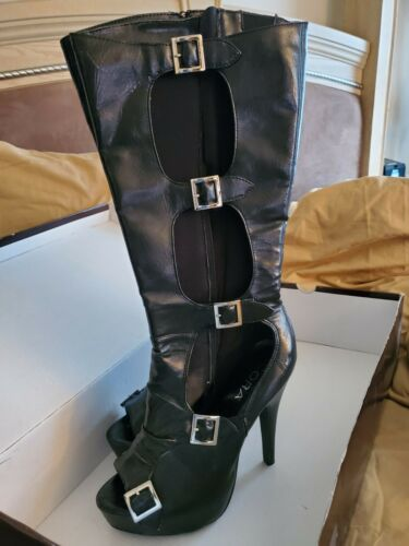 ICORA STILETTO BOOTS