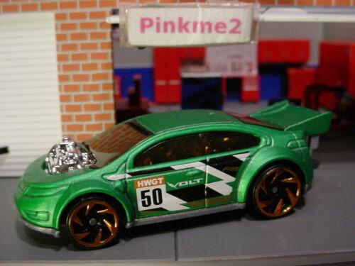 2018 Hot Wheels SUPER VOLT ❀satin green; orange ❀Multi Pack Exclusive?❀LOOSE