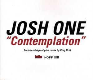 Josh-One-Contemplation-3-trk-CD-King-Britt-RMX-2002