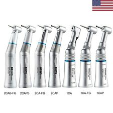 New Listingbeing Dental Low Speed Handpiece 11 Contra Angle Fiber Optic Fit Nsk Kavo Intra