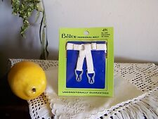 Vintage 1950s BELTX Sanitary Personal Napkin Belt - NEW IN Package