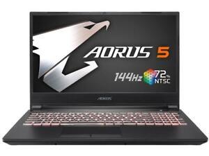 "Gigabyte Aorus 5 - 15.6"" 144 Hz - Intel Core i7-10750H - GeForce RTX 2060 - 16 G"