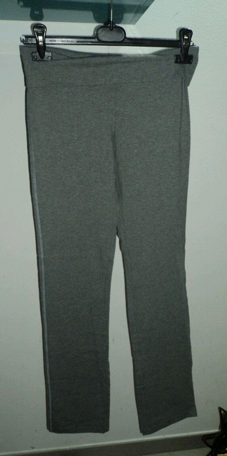 size DANZA Pantaloni Pants women TG M color grey