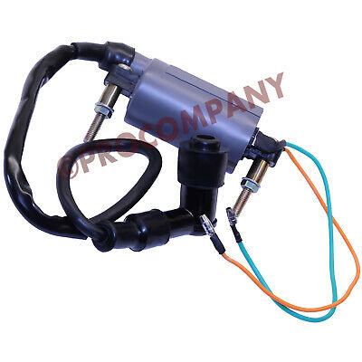 IGNITION COIL FOR KAWASAKI BAYOU 300 KLF300 KLF 300 1986-2004 ATV P CO37