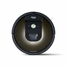 iRobot Roomba 980 Vacuum Cleaning Robot 110v-240v R980020 Brand New