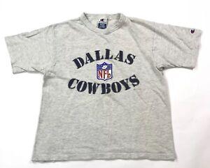 Vintage 90s Champion T Shirt Dallas Cowboys 1994 Short Sleeve Tee ... e044a544f