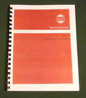 Collins 30l-1 Instruction Manual - Premium Card Stock & Protective Covers