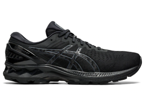 Asics-Men-039-s-Gel-Kayano-27-Running-Shoes-NEW-AUTHENTIC-Black-1011A767-002