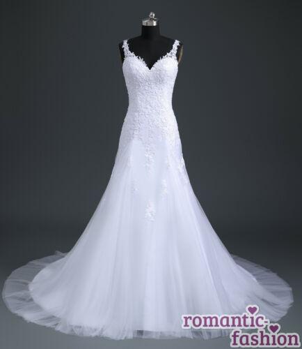 ♥Brautkleid Hochzeitskleid Größe 34-54 zur Auswahl+Kollektion 2020+NEU+W105♥