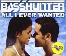 BASSHUNTER-Basshunter-All I Ever Wanted  (UK IMPORT)  CD NEW