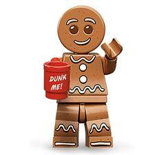 LEGO #71002 Mini figure Series 11 GINGERBREAD MAN
