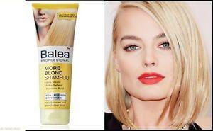 Balea-Professional-piu-Biondi-Shampoo-CON-CAMOMILLA-E-LIMONE-per-un-039-agevole-250ml