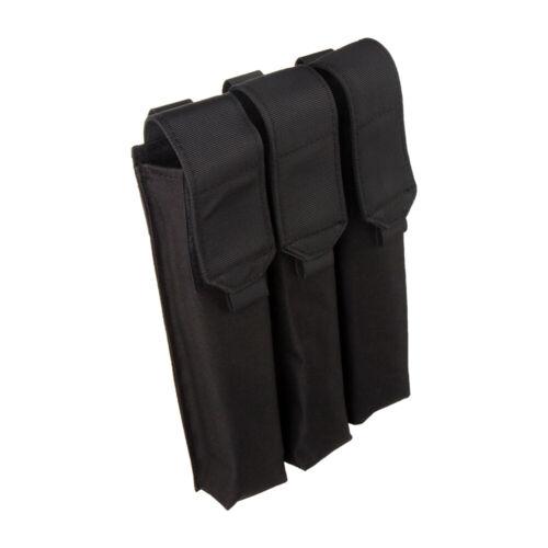 Worker Mod Magazine Bag Triple Holder for Talon Short Darts Clip Playing Toy