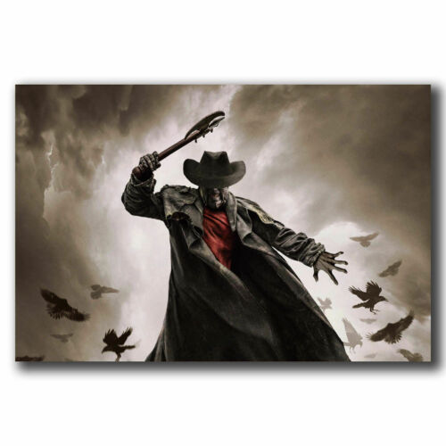 H304 Jeepers Creepers 3 Classic Movie 2017 Horror Film Custom Poster Print Art