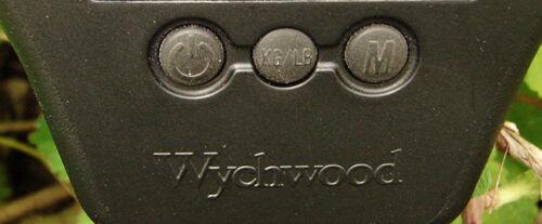 WYCHWOOD T-BAR SCALE MK11 60LB BILANCIA DIGITALE CARPFISHING SPINNING A0944