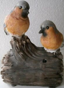 Skulptur - Vogelpaar - Mannheim, Deutschland - Skulptur - Vogelpaar - Mannheim, Deutschland