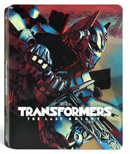 Transformers-The-Last-Knight-Limited-Edition-Steelbook-3D-2D-Blu-Ray