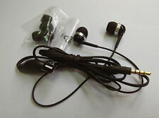 New SENNHEISER MM-50 IP Stereo Headset Handsfree Headphones With Mic Control 927