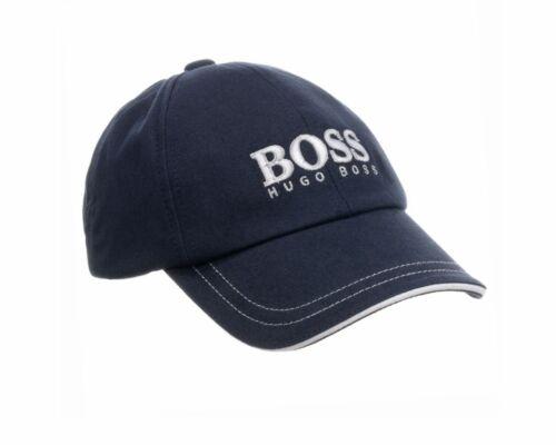 Hugo Boss Baby/'s J01098 849 Cotton Cap Blue Boys Baseball Cap