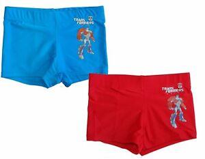 Transformers Badehose Badeshorts 92 98 104 110 116 122 Junge Badesachen Bermuda