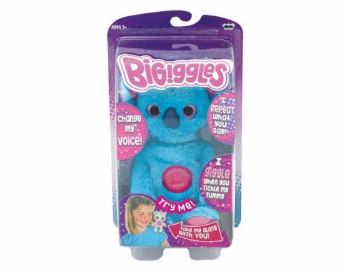 Bigiggles Interactive Plush-Uno in dotazione si sceglie