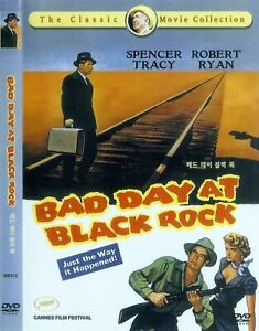 Bad-Day-at-Black-Rock-1955-Spencer-Tracy-Robert-Ryan-DVD-NEW-FAST-SHIPPING