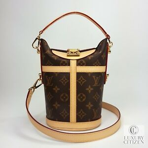 6b008828a254 NEW 2018 AUTHENTIC LOUIS VUITTON DUFFLE BAG MONOGRAM Boite Chapeau ...