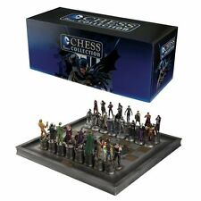 The Complete Batman Set Chess Collection Eaglemoss