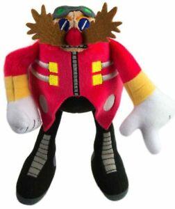 Plush Toy Sonic The Hedgehog Modern Dr Eggman 8 Inch 655036957172 Ebay