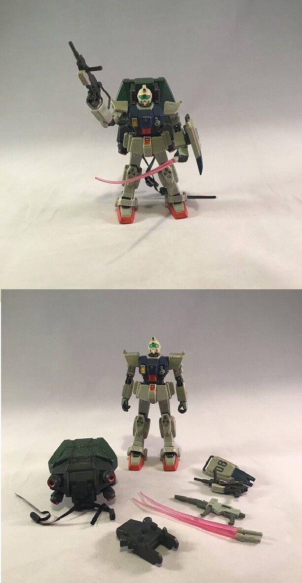 MSIA Gundam 8th MS Team RX79 (G) GM Head Version Version Version 100% Complete Bandai Figure lot 487850