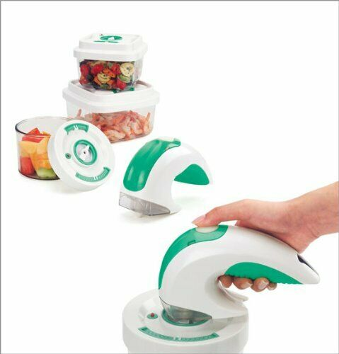 VacuFresh 200 - Hand Held Vacuum Food Storage