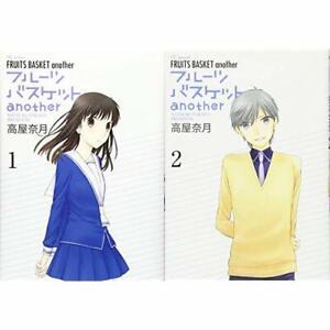 Fruits-Basket-another-Vol-1-3-Natsuki-Takaya-Manga-Book-Comic